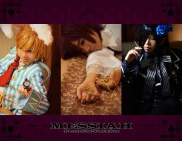 Messiah - Takuto in Wonderland by maria-neige