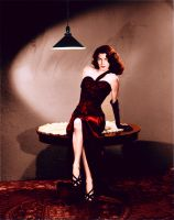 Ava Gardner Colorized by ritter99