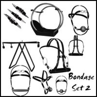 Bondage Brush Set 2 by WitsResources