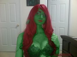 Poison Ivy Costest by Almerious