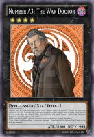 Number A3: The War Doctor by BLADEDGE