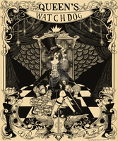 The Queen's Watchdog by geekings