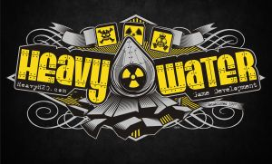 Heavy Water T-Shirt Graphic by BurningEyeStudios