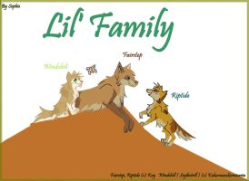 Lil' Familly by SophieReicher