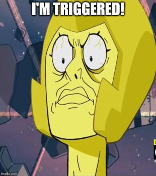 Yellow Diamond's Triggered by Thunderus-the-Wolf