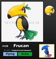 128 - Frucan by Spotted--Jaguar