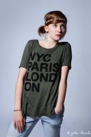 nyc paris london by chulii