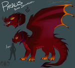 Pyralis Reference 2015 by miaowstic