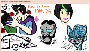 Iscribble part 2 by any204