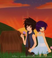 KB:Summer Setting by Abhie008
