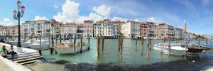 Another Venice Panaromic by TanBekdemir