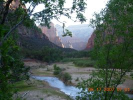 Zion Hike by KayJay777