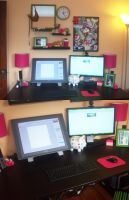 My Workspace by Candy-Janney