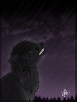Stand In The Rain by RedEyedDemon