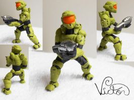 Master Chief by VictorCustomizer