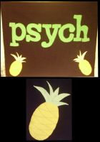 Psych Blanket by 20f3