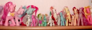 Army of MLP X'D by Tirramirr