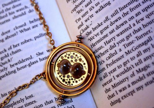Its Called A Time Turner by SaRawrPicz