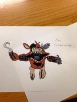 Old Foxy's Attack by TheSAOMangle