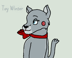 Toy Winter by Cece-Edgars-Sister