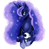 .Luna. by Shironiki