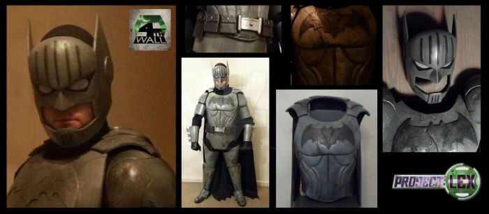 Armoured Bat by 4thWallDesign