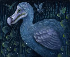 The BLUE DODO by RSConnett