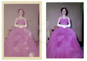 Restoration of old photos by Askingtoattackmeghan