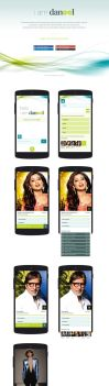 Daneel Android by Webdesignerps