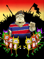Sonichu Death March by inappropriatenudging