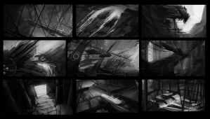 September Thumbnails 2 by excatriate