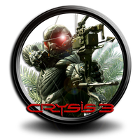 Crysis 3 Icon x by S7 by SidySeven