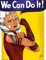 WE CAN DO ITbyPadawanAhsokaTano2013 by N-Y-N-A