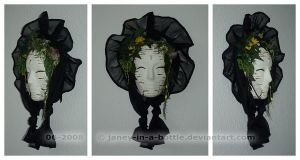 Forest Mask by janey-in-a-bottle