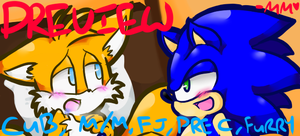 PREVIEW: cmon tails! by lucas420