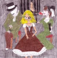 Blown into the Demon of Waltz1 by yami200