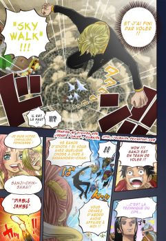 One piece Chapitre 635 page 11 by Oubaida
