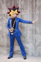 Cosplay - Yugi 3 by TechnoRanma