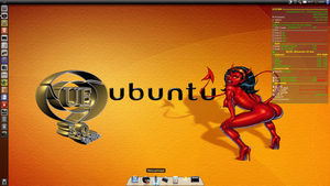 Ubuntu Ultimate Edition 2.9 by axilien
