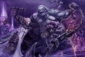 Timterrenal Heroes Of The Storm by timterrenal
