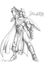 Paladin - Dark Ages by paladin2001