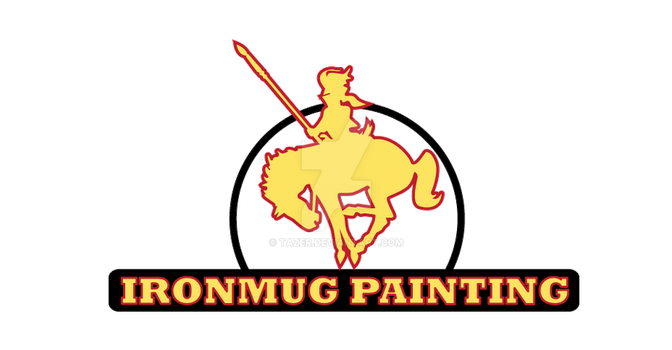 Ironmug Painting logo by tazer