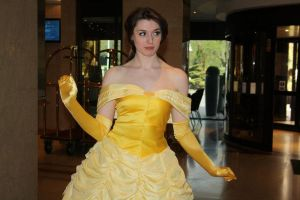 Belle - Kitacon by Athora-x