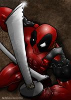 Deadpool by OjosNocturnos