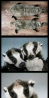 European badger soft mount FOR SALE! by WoroTax