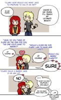 The Mortal Instruments - Questions and responds 35 by Felwyn