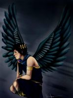 Commission: Pittoo by sakuraartist