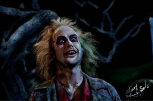 Beetlejuice by Shaytan666