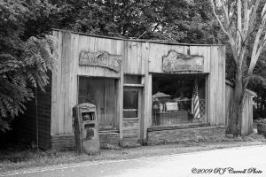 Funks Grove General Store by rjcarroll