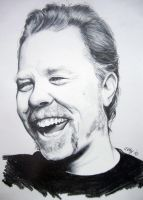 James Hetfield by Down-Incognito
